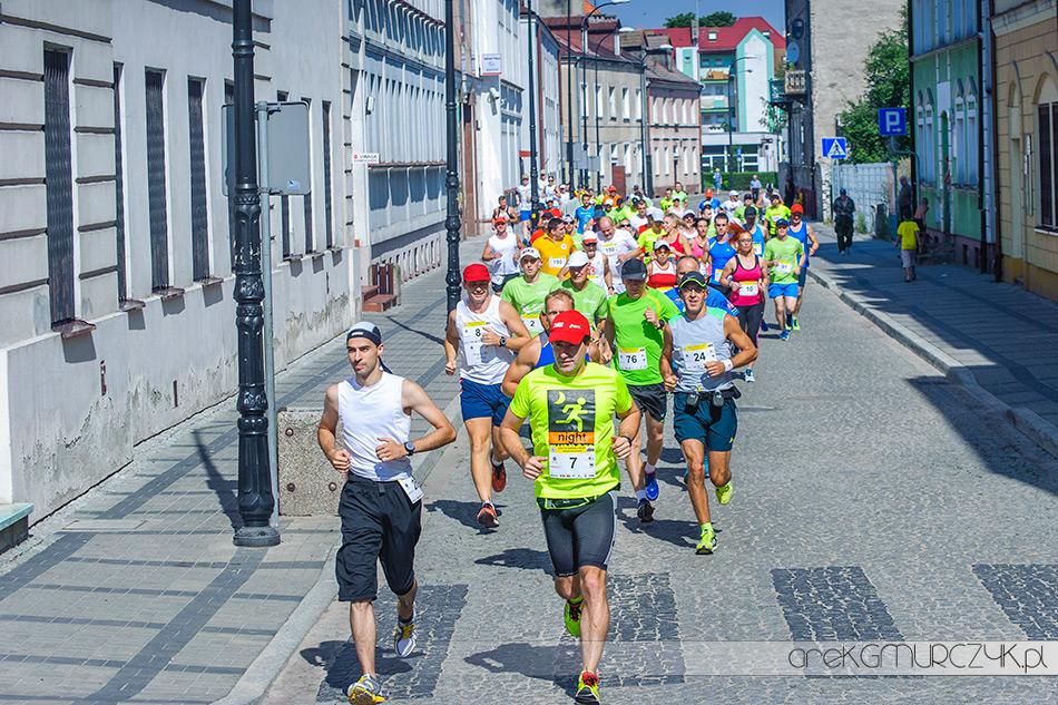 Półmaraton Biegnij po zdrowie z WOPR