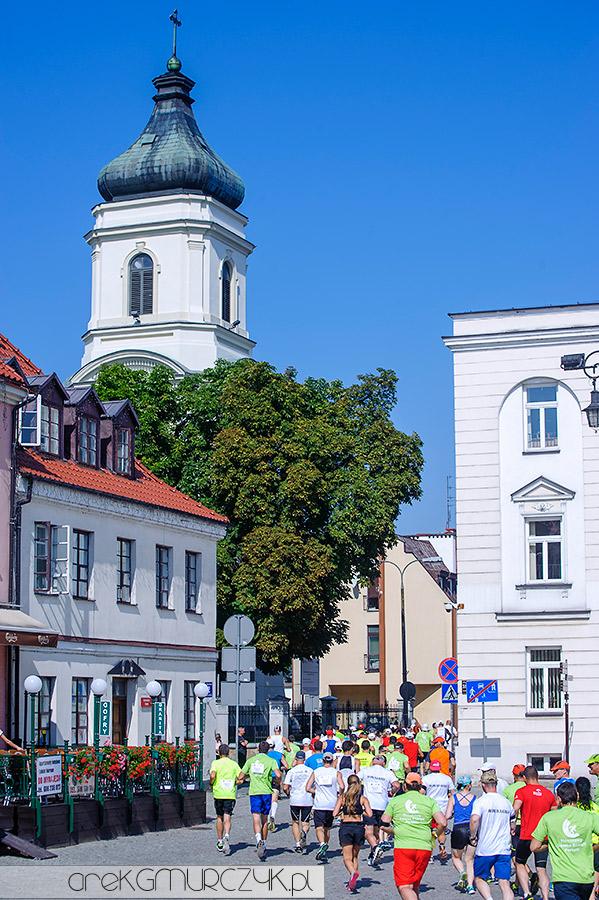 Półmaraton w Płocku