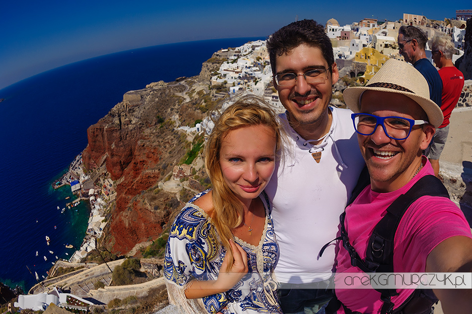 sesja ślubna Santorini, Arek Gmurczyk fotograf