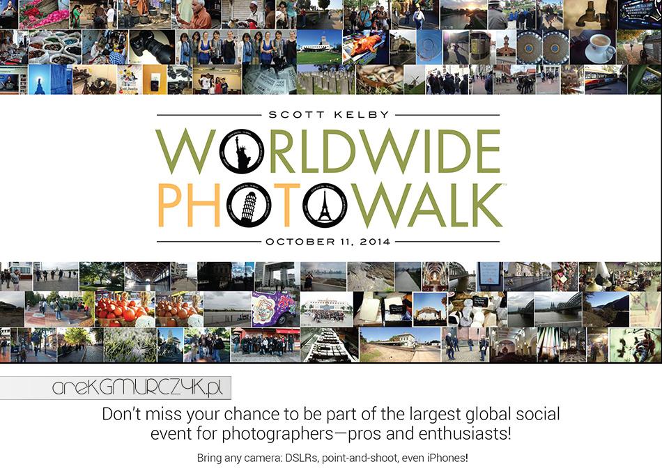 Worldwide Photo Walk ponownie w Płocku. W tym roku walczymy o Rekord Guinessa!