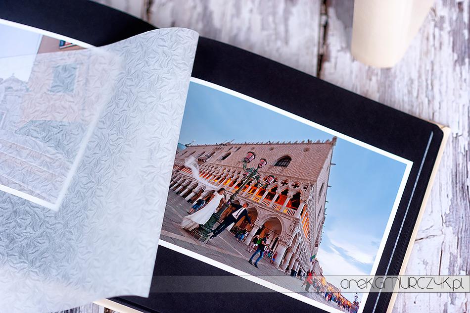 sesja ślubna na Placu Świętego Marka