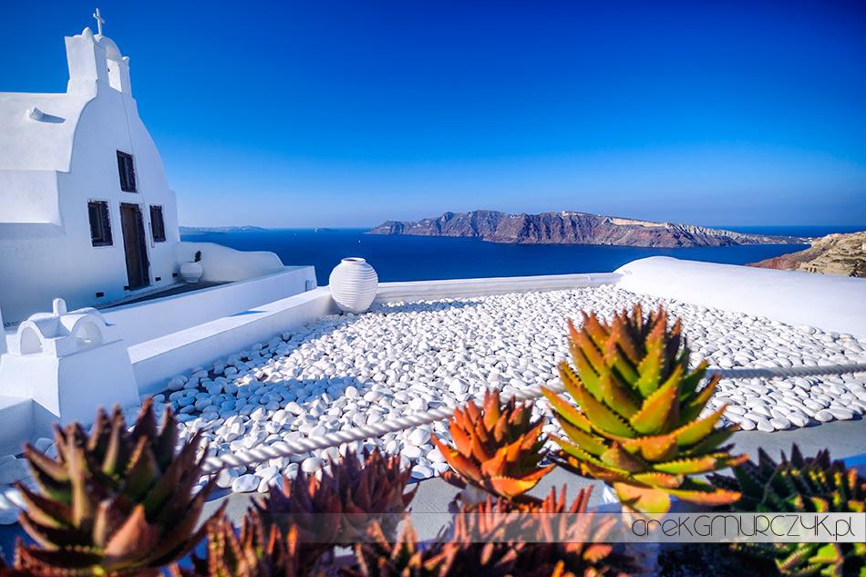 zdjęcia ślubne fotograf Santorini