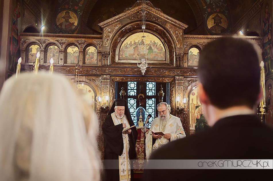 ślub prawosławny w cerkwiia