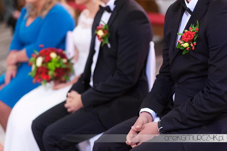 dodatki na ślubie