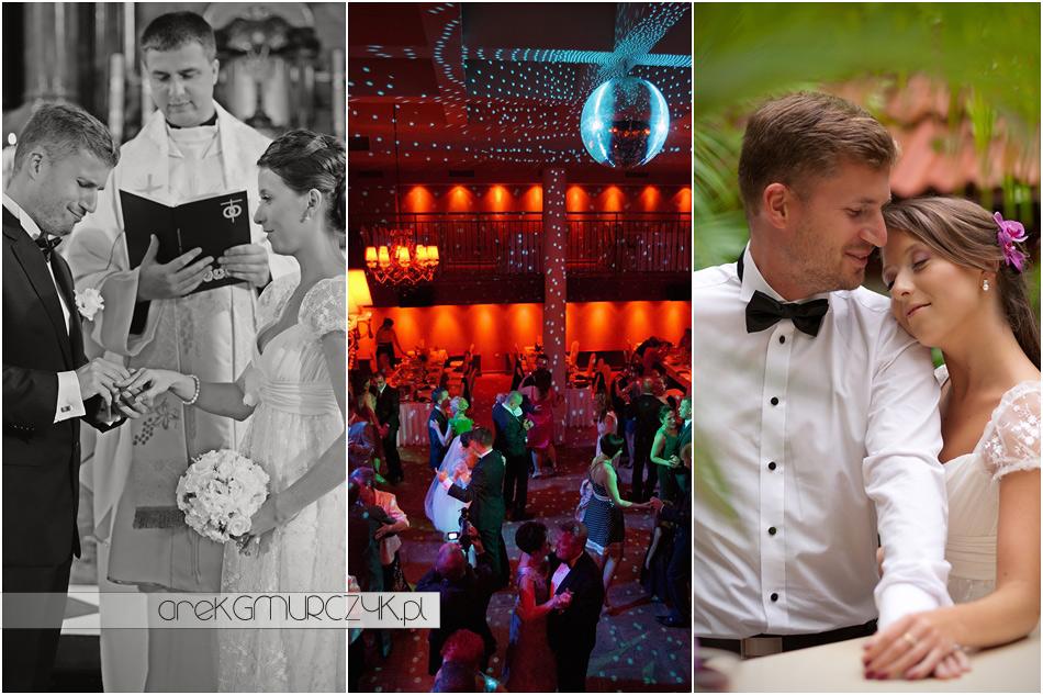 120 zdjęć ze ślubu w Farze, wesela i sesji ślubnej w Hotelu Tumskim w Płocku