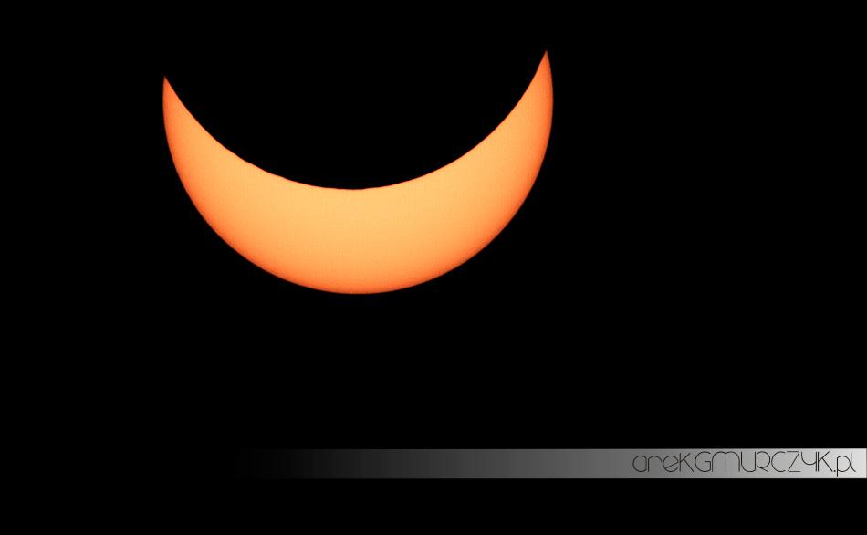 20.03.2015r Zaćmienie słońca w Płocku