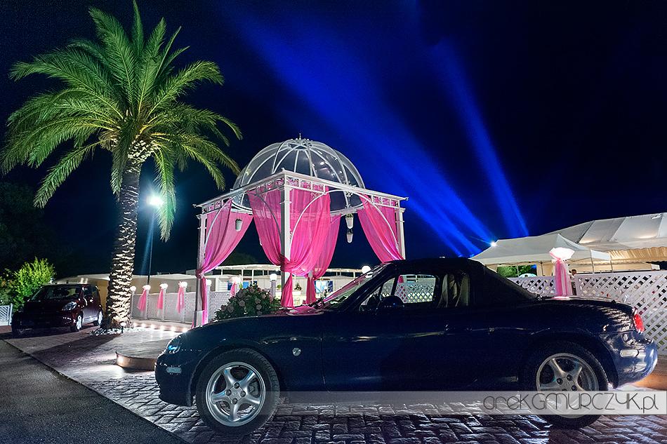 wesele w Atenach