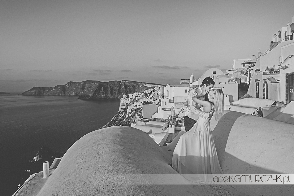 Oia wedding photography