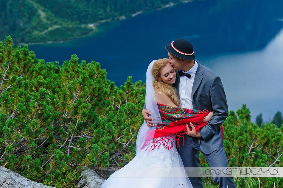 fotograf ślubny Arek Gmurczyk