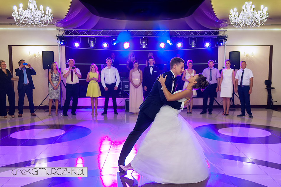 wesele w Złotej Podkowie w Płocku, zdjęcia ślubne Arek Gmurczyk