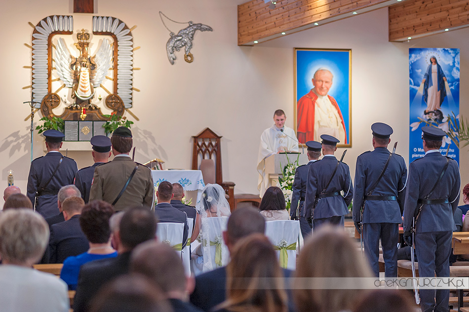 parafia wojskowa deblin
