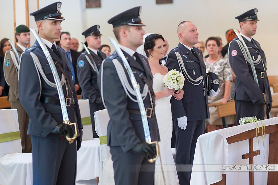 ślub wojskowy
