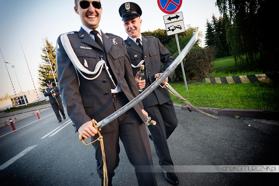 wesele wojskowe