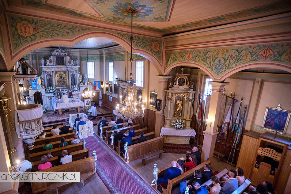 Kościół w Rębowie Jana Chrzciciela