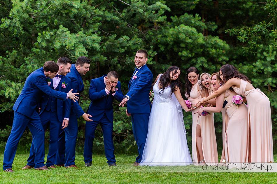 ślub na zewnątrz-zdjęcia, foto
