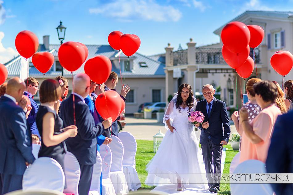 ślub w plenerze-hotel riviera