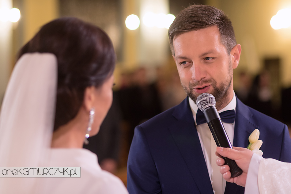 ślub w kościele na Cholerce w Płocku