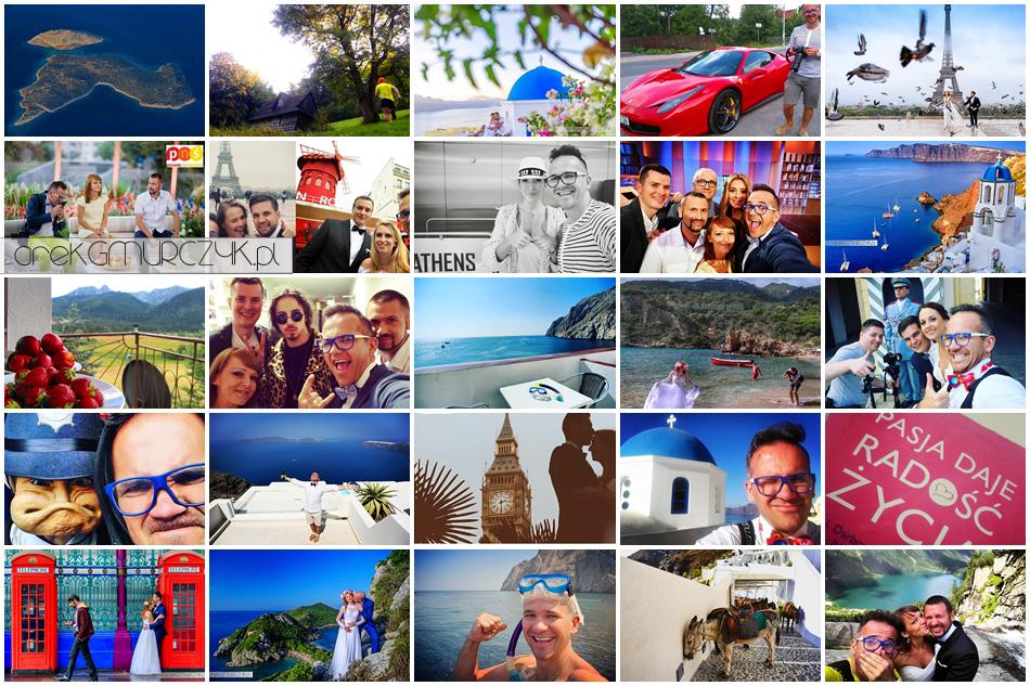 zagraniczne sesje ślubne, plenery w Paryżu, Londynie, Santorini, Korfu