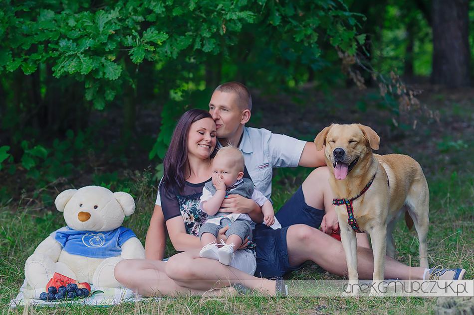 Płock sesja rodzinna zdjęcia