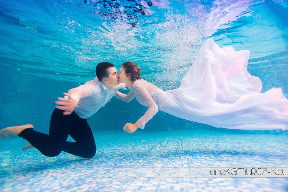 nietypowe sesje ślubne