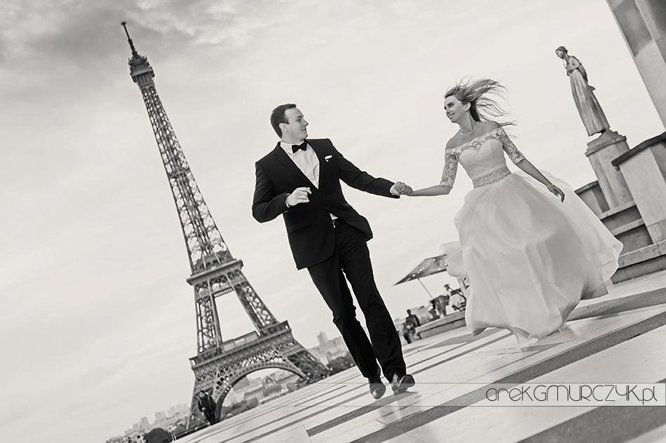 fotograf sesja ślubna za granica