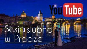 sesja ślubna w czeskiej Pradze
