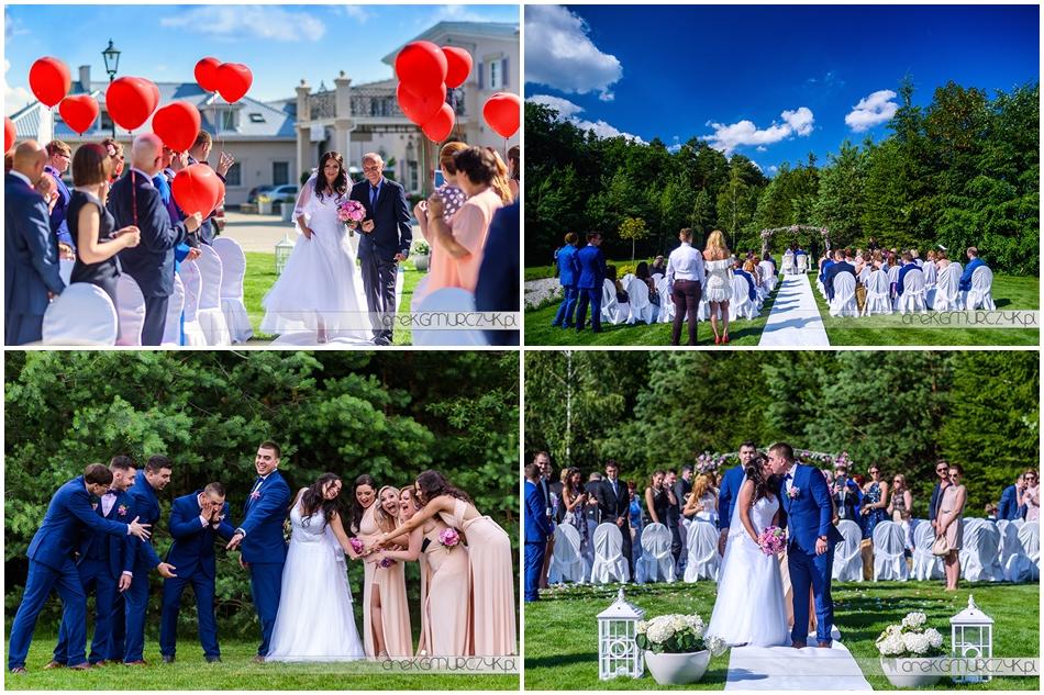 plenerowy ślub Płock