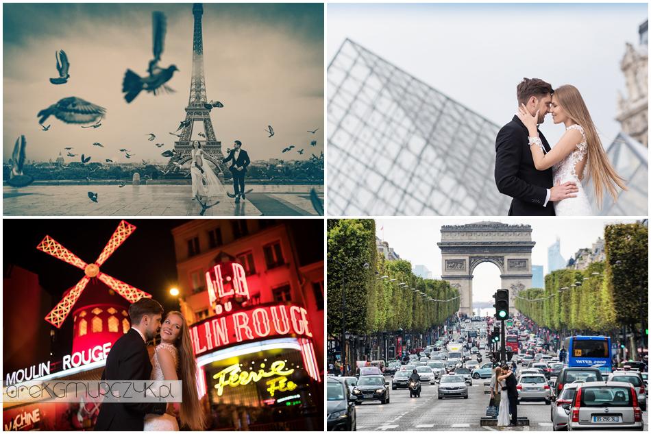 sesja ślubna w paryżu