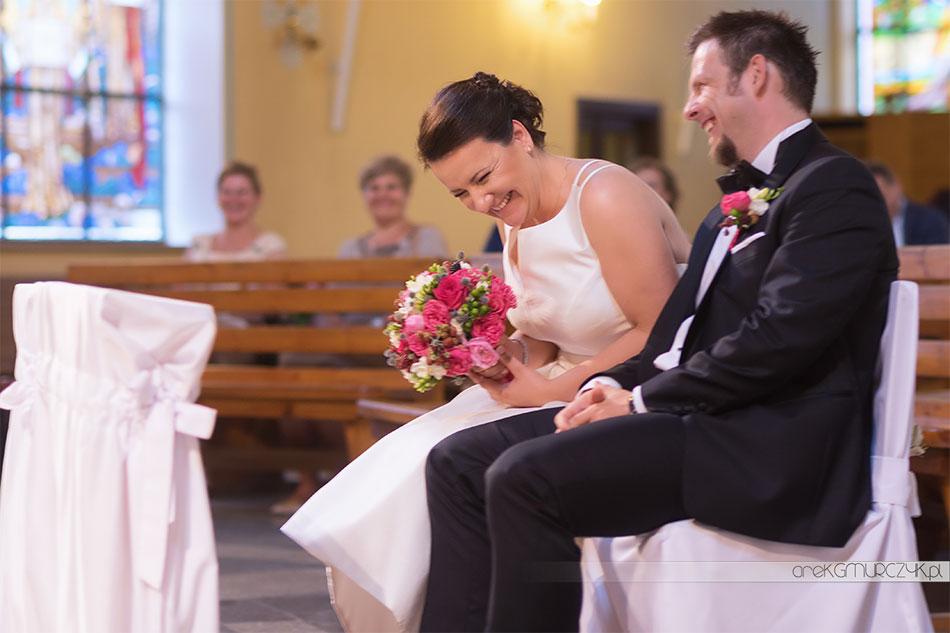 emocje na ślubie, fotograf ślubny Płock