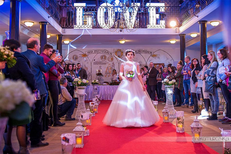 pokaz sukni ślubnych 2018