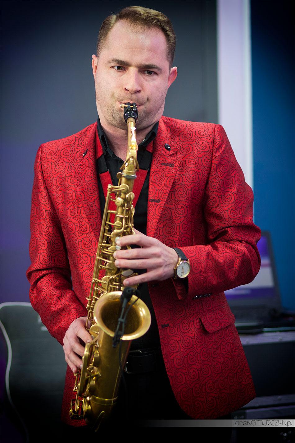 Piotr Jędraszczak saksofon