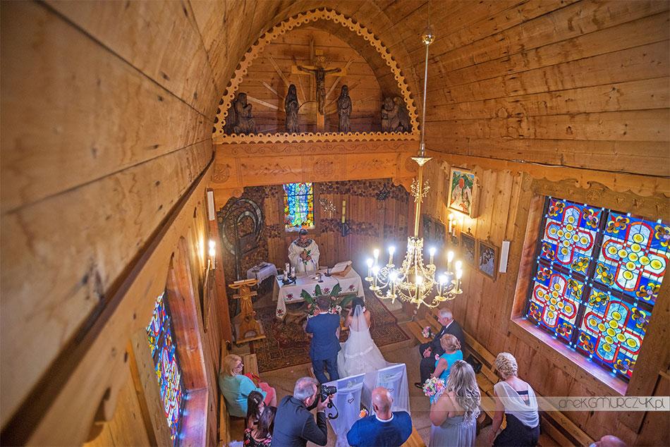 Witów Płazówka ślub