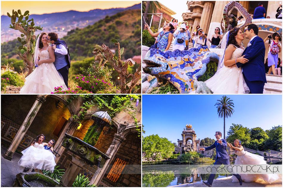 sesja ślubna Barcelona