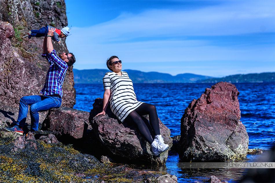 polski fotograf w Norwegii