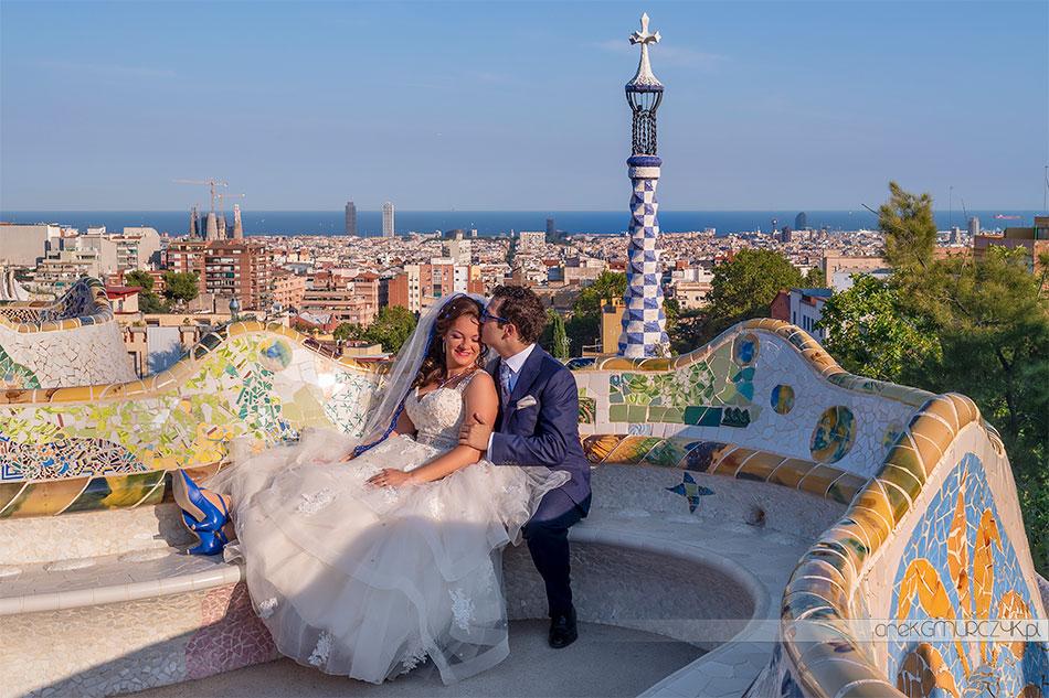 sesja w Barcelonie