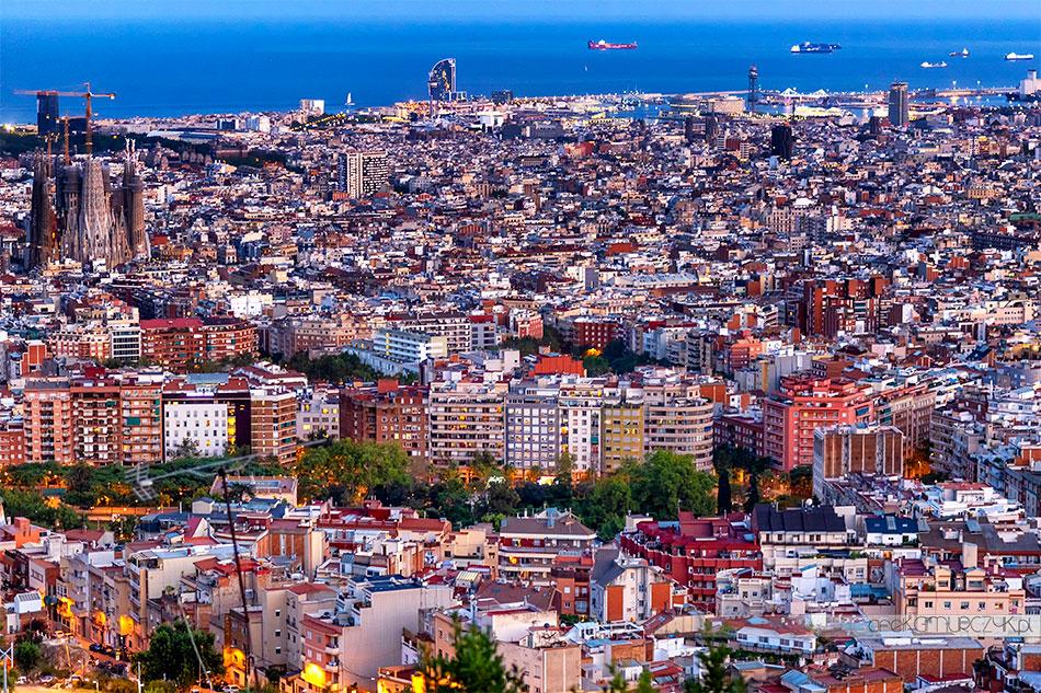 ślub Barcelona