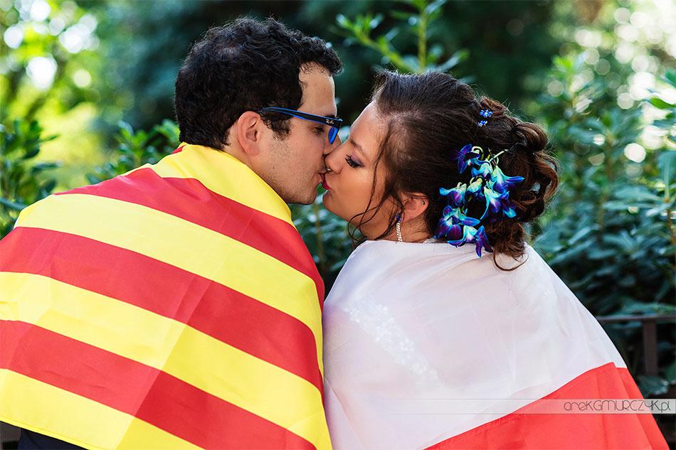 ślub polsko hiszpański