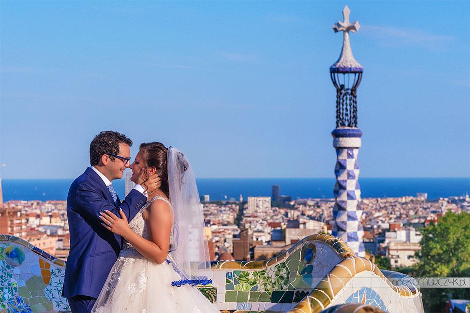 fotograf ślubny Barcelona