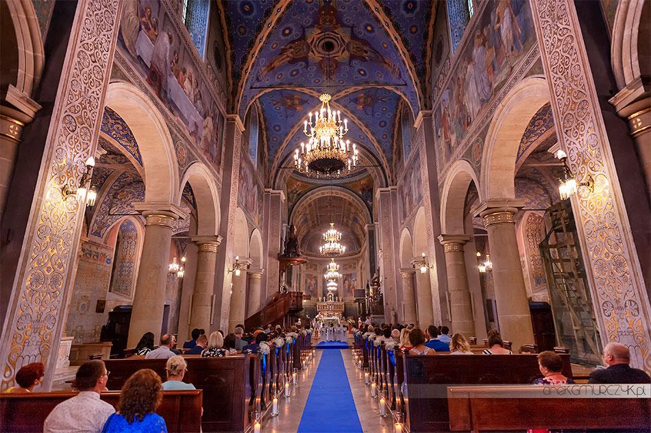 Katedra w Płocku, ślub 2018r