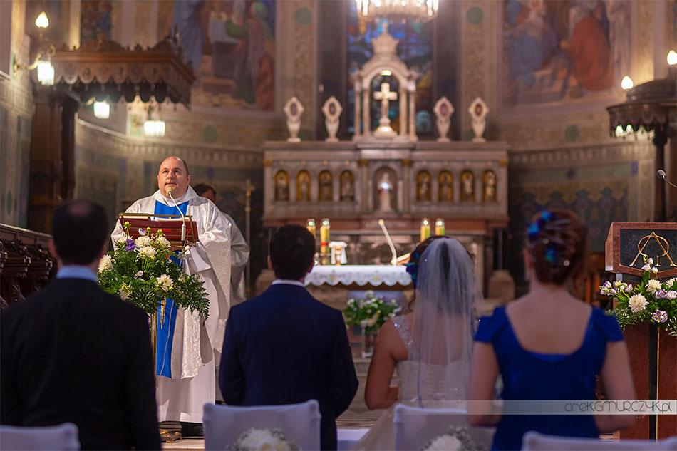 ślub Katedra Płock