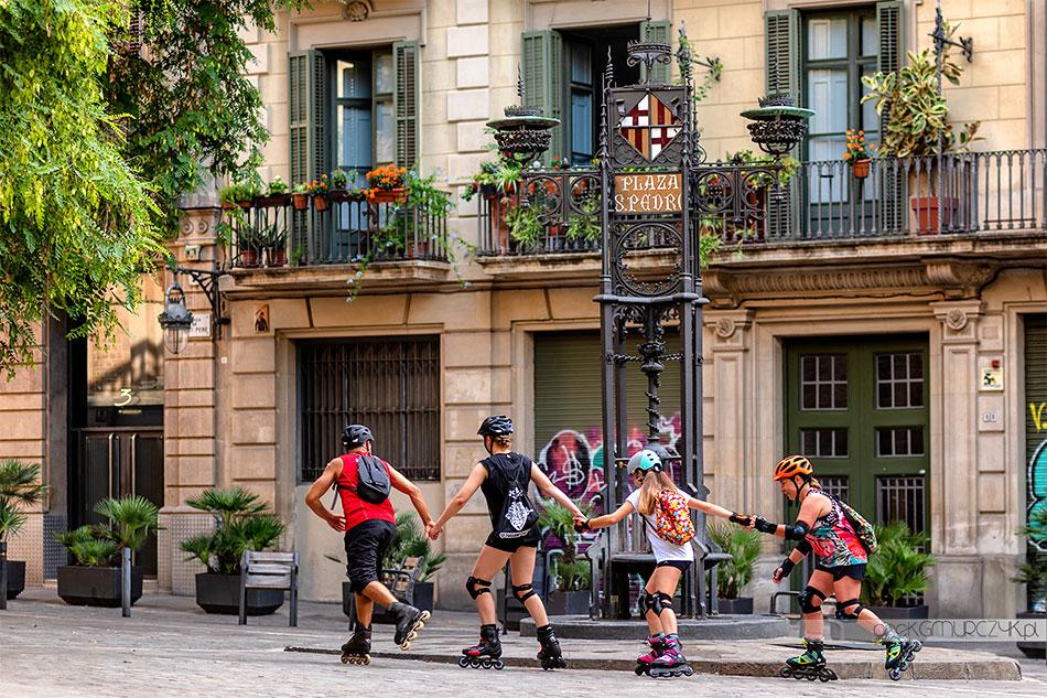 sesja Barcelona