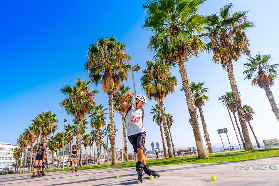 zdjęcia w Barcelonie