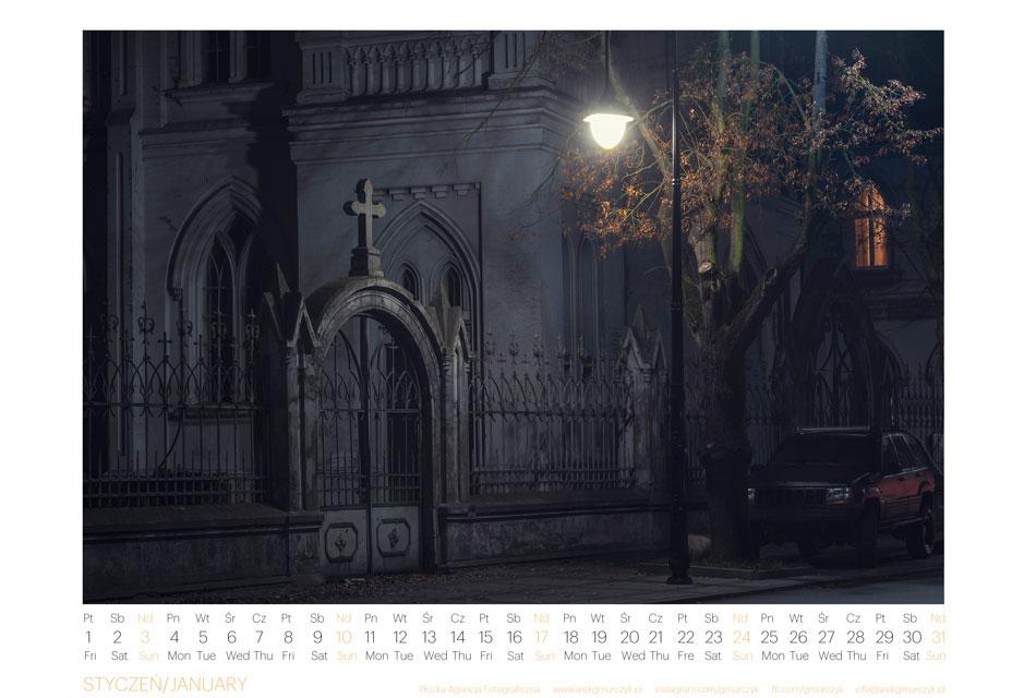 Płocki kalendarz na 2021r