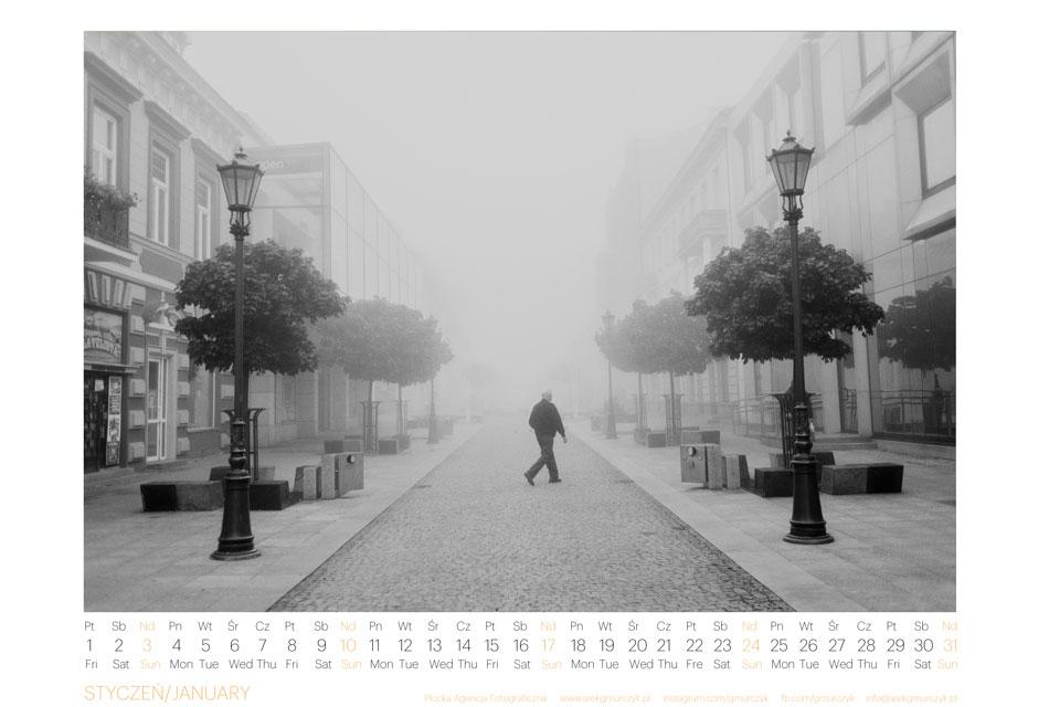 Z sercem na Tumskim Wzgórzu. Kalendarz Płock 2021