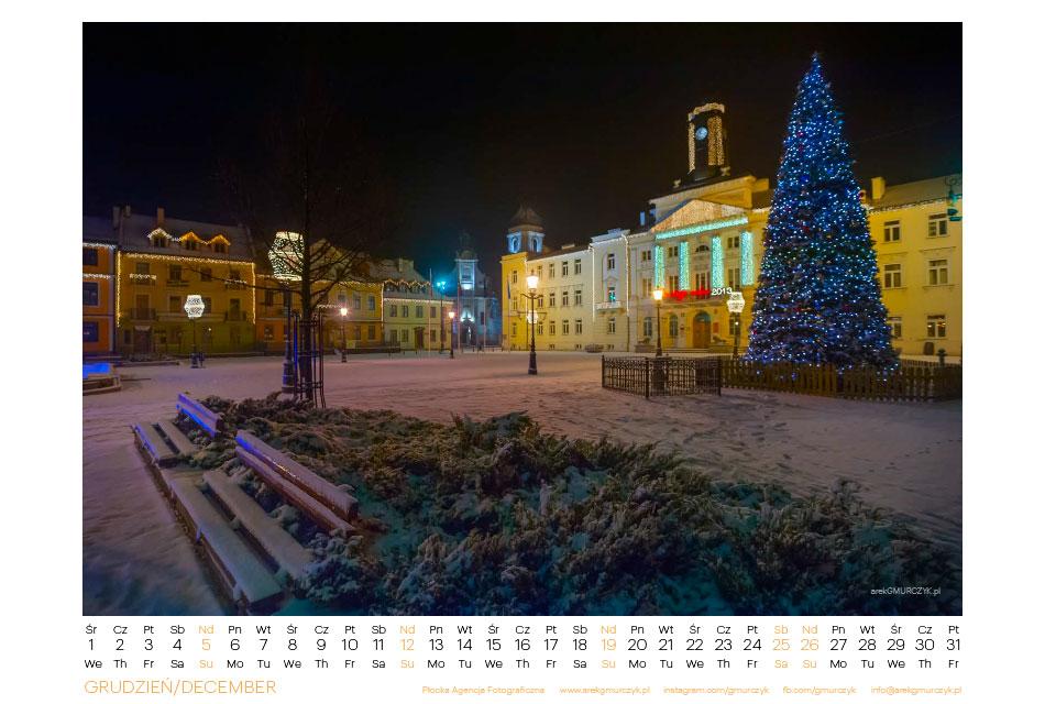 kalendarz z Płocka