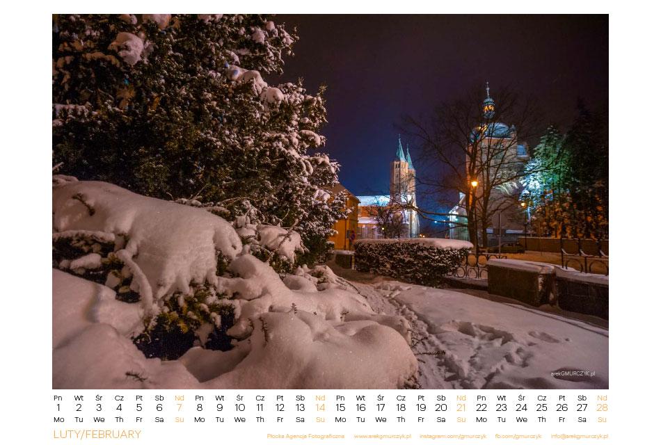 Kalendarza Płock 2021